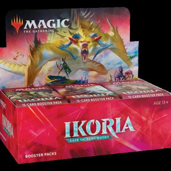 Ikoria Booster Display