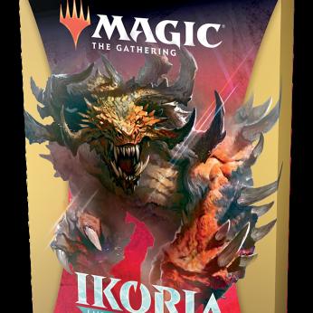 Ikoria Monster Theme Booster