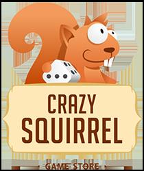 Crazy Squirrel Logo
