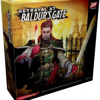 Betrayal at Balder's Gate