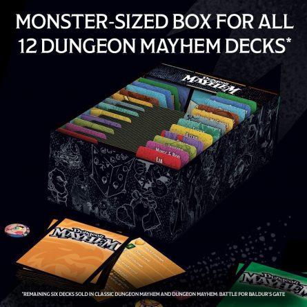 DM Monster Madness inside