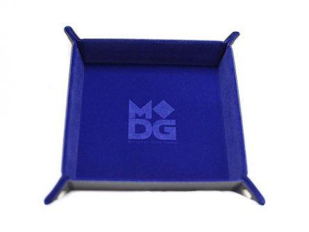 MDG Dice Tray Blue