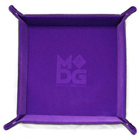 MDG Dice Tray Purple