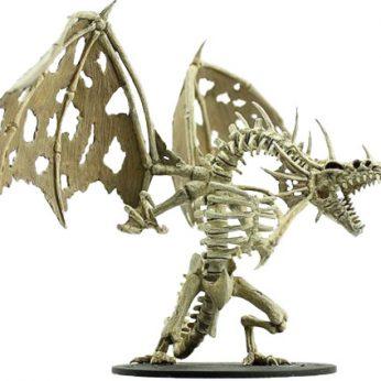 Gargantuan Skeleton Dragon