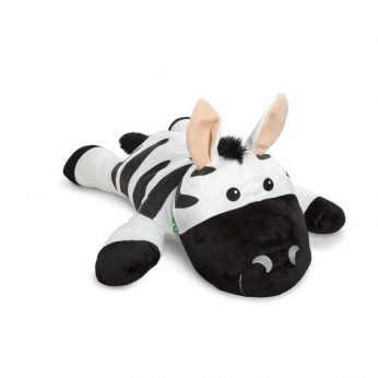 Cuddle Zebra