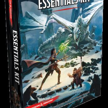 D&D Essentials Box