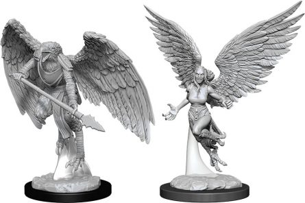 Harpy and Arakocra