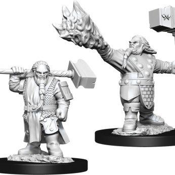 Male Dwarf Cleric