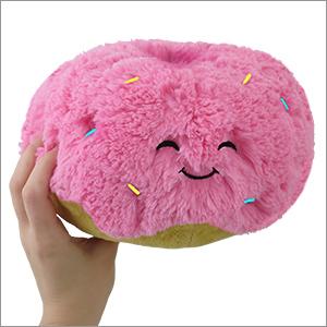Mini Pink Donut
