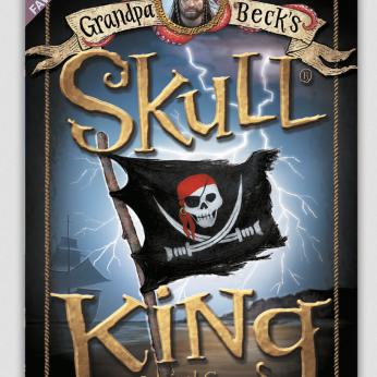 Skull King Box