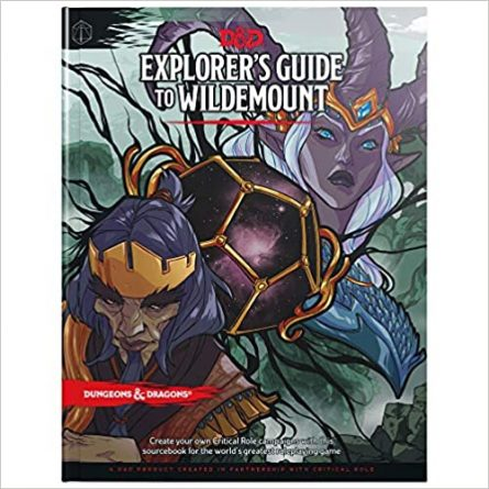 Explorer's Guide Wildemount