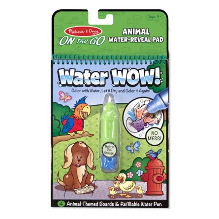 Water Wow Animal