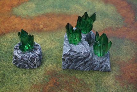 Crystal Nodes