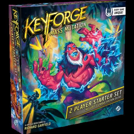 KeyForge Mass Mutation 2 Player Starter