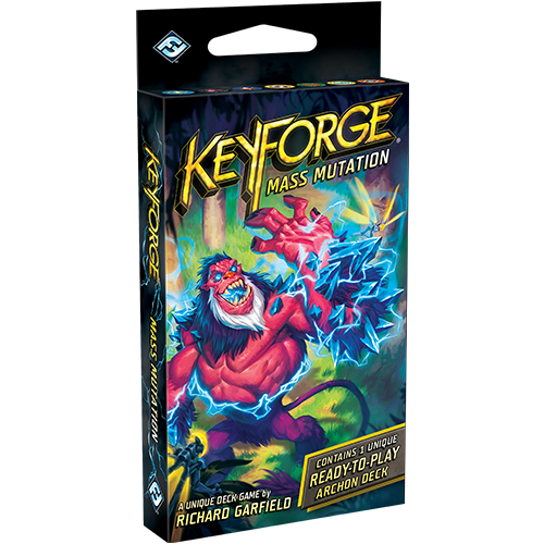 KeyForge Mass Mutation deck