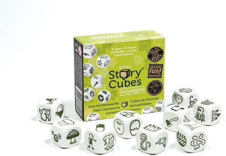 Story Cubes Voyages Contents