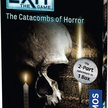 EXIT: The Catacombs of Horror Box