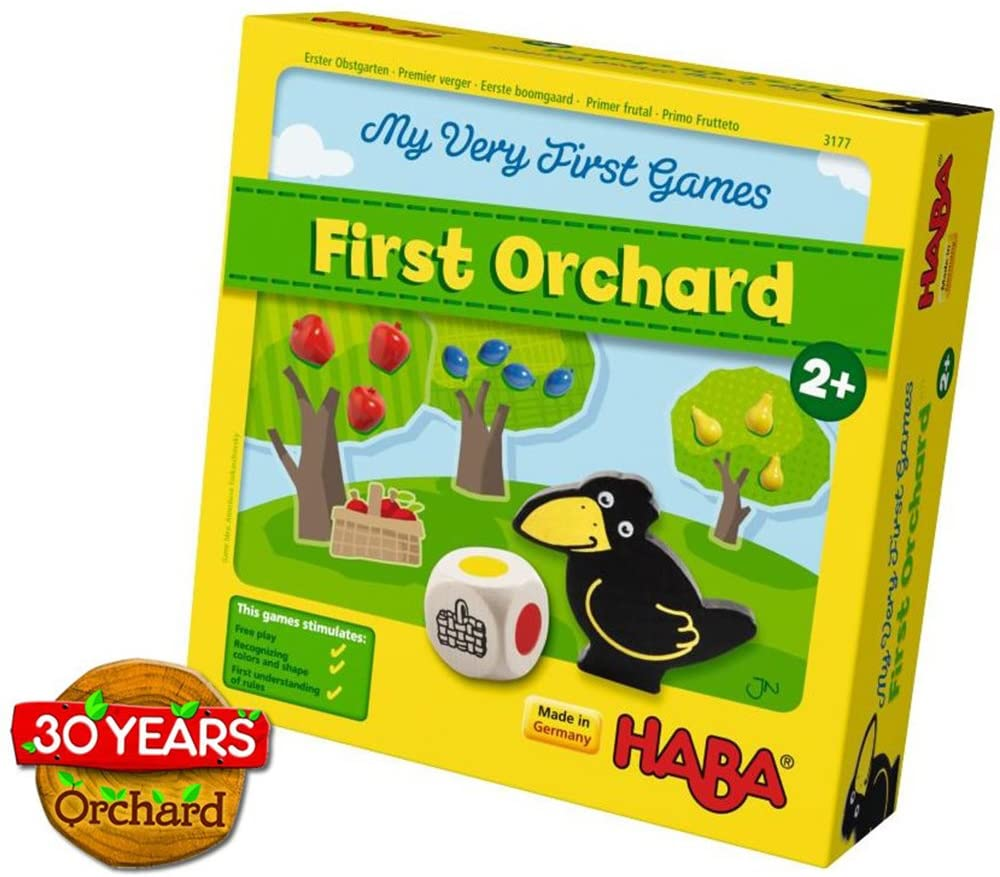 MVFG: My First Orchard