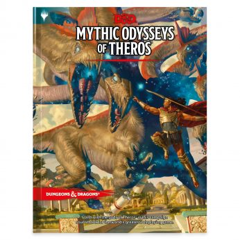 Theros Regular Cover
