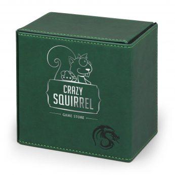 Crazy Squirrel Deck Box