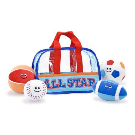 Fill and Spill- Sports Bag
