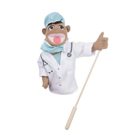 Hand Puppets- Doctor