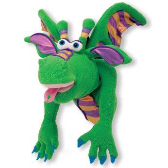 Hand Puppets- Dragon