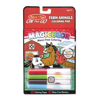 Magicolor Pad- Farm Animals