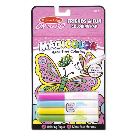 Magicolor Pad- Friends & Fun