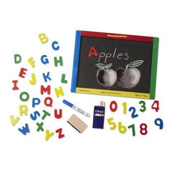 Magnetic Chalkboard:Dry-Erase Board