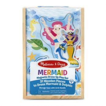 Magnetic Pretend Play- Mermaid