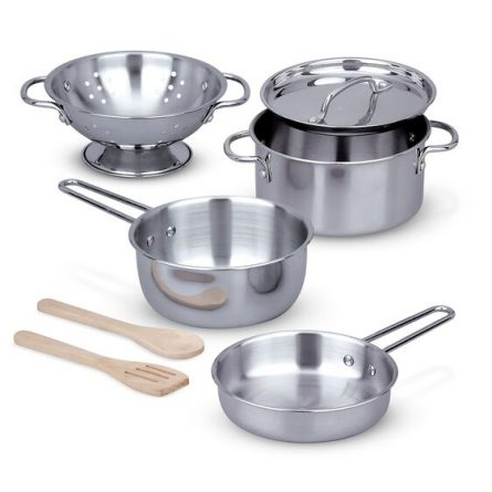 Pots and Pans- Let's Play House