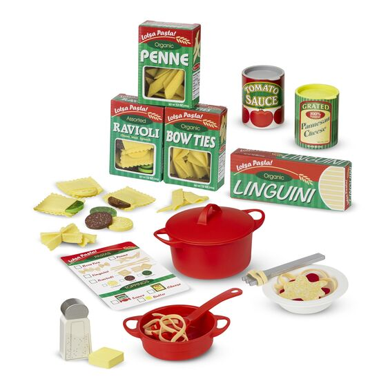 Prepare & Serve Pasta