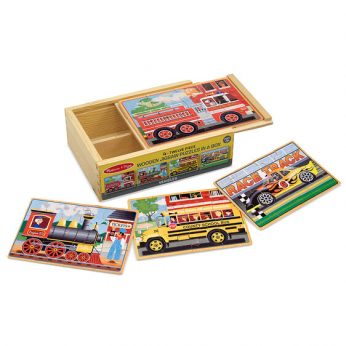 Puzzles in a Box- Vehicle