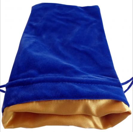 Blue Dice Bag