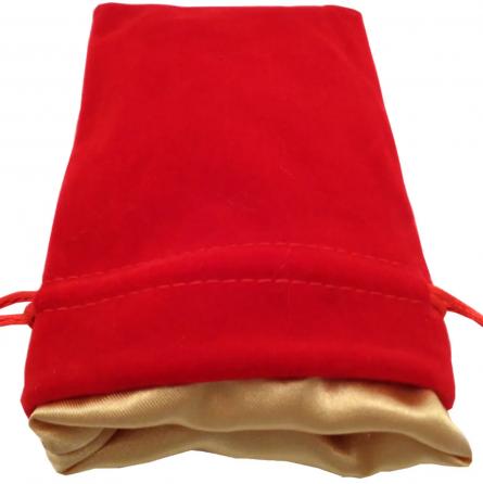 Red Dice Bag