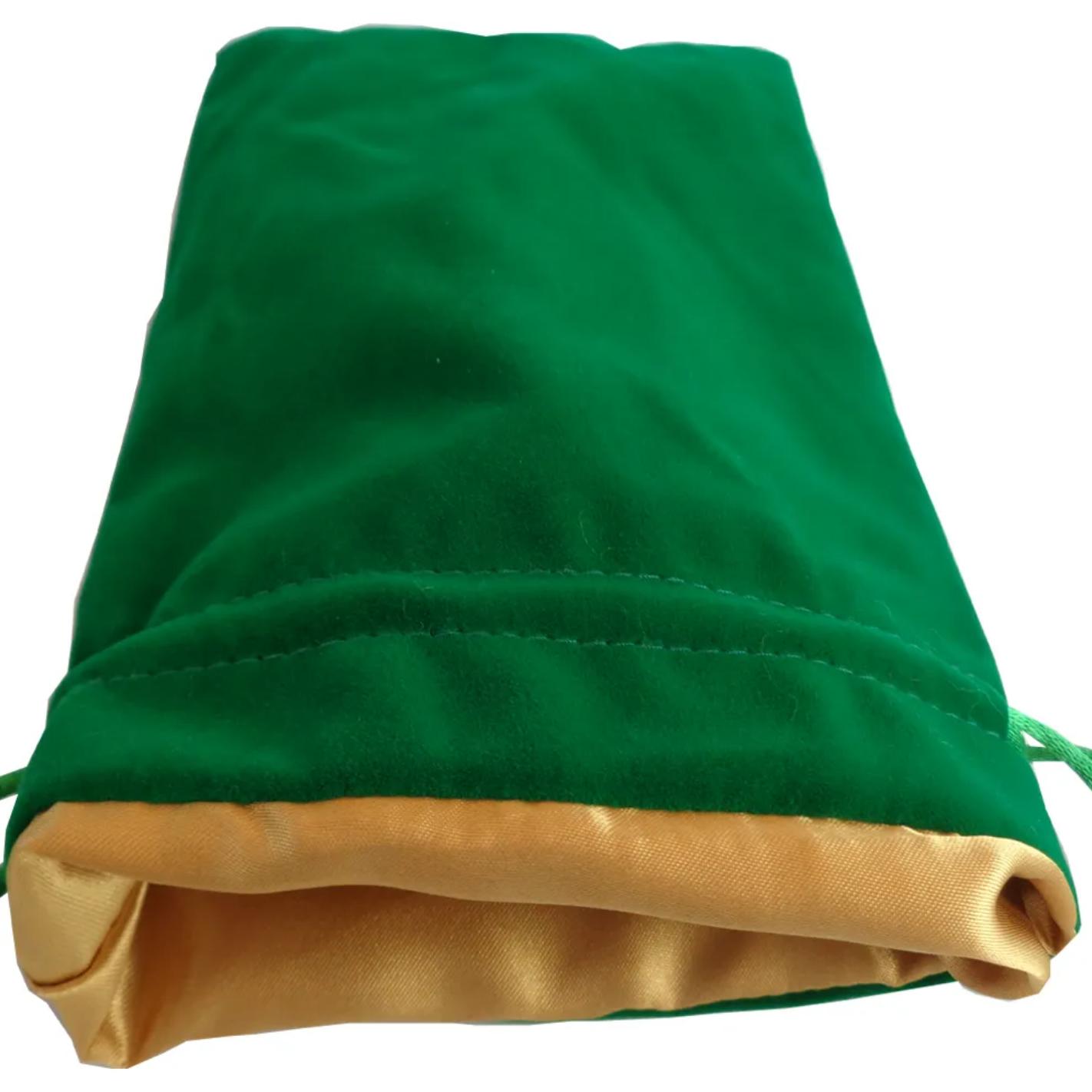 Green Dice Bag