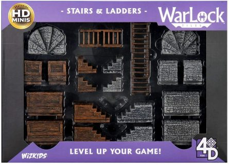 Stairs and Ladders Box