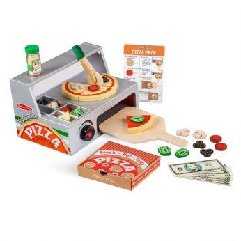 Top & Bake Pizza Counter