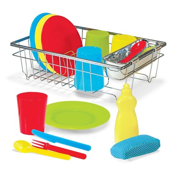 Wash & Dry Dish- Let's Play House
