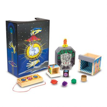 Wooden Magic Set
